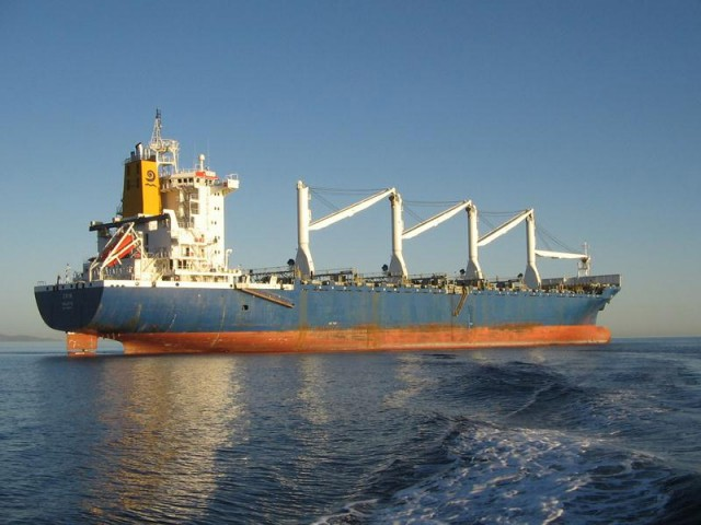 35000 DWT Live Stock Carrier Conversion Project in China