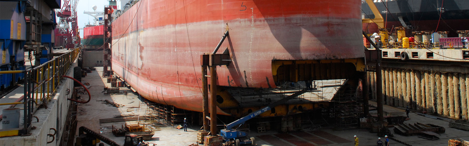 Drydocking & Ship Repair
